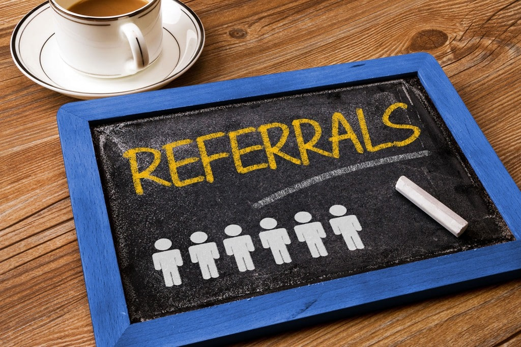 carpet cleaning referral marketing